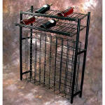 Wire Wine Bottle Racks
